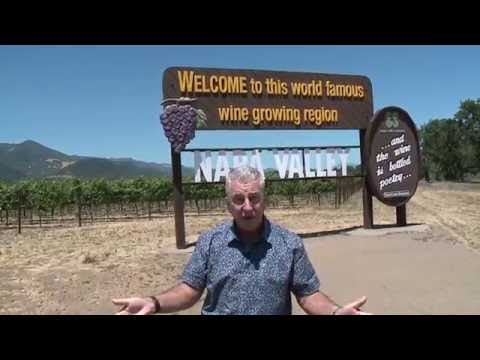Napa Valley Road Trip