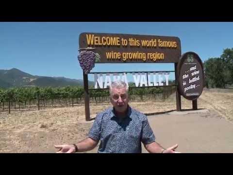 Napa Valley Road Trip