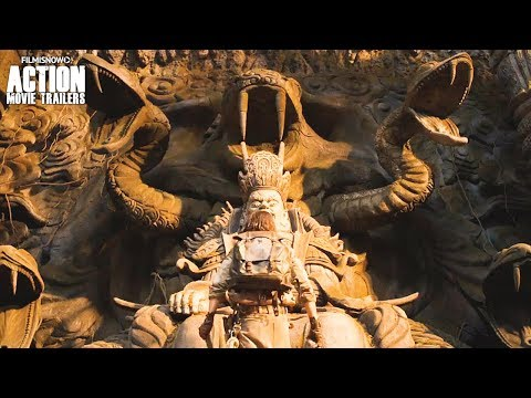 MOJIN: THE WORM VALLEY (2019) Trailer - Mystical action-adventure