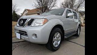 Nissan Pathfinder 2012 Videos