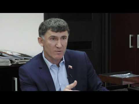 Политэфир.  Депутат Исаков против Сайгида Билалова.