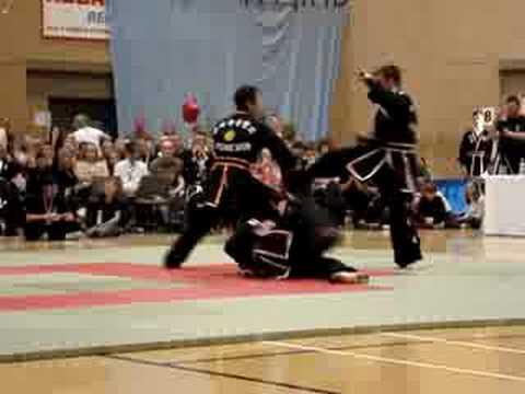 Kuk sool 2008 european championships vid1