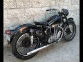 1951 Ajs Model 18S for sale 500cc Big Single