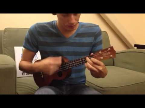Ukulele Lesson -Holy is The Lord- in C Major