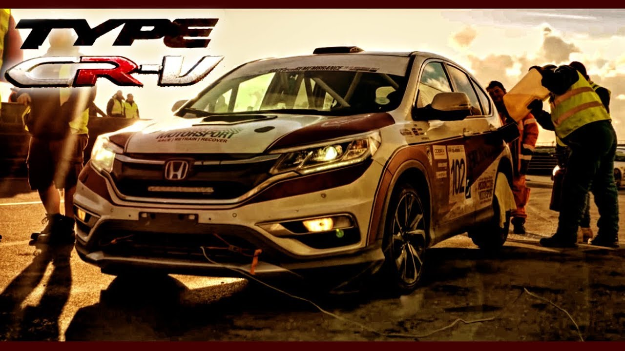 Type R Crv >> Gagahnya Honda Cr V Type R Balapan Di Race Of Remembrance Diesel