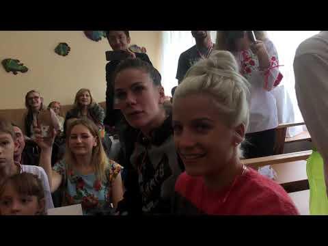 Vitali klitschko inspires orphans in Ukraine
