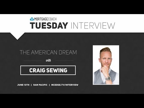 The American Dream with Craig Sewing