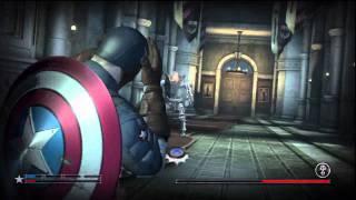 Captain America Super Soldier Play Through Part 16