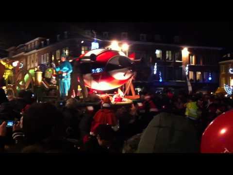 Parade de Noël RTL 2011 - Nivelles
