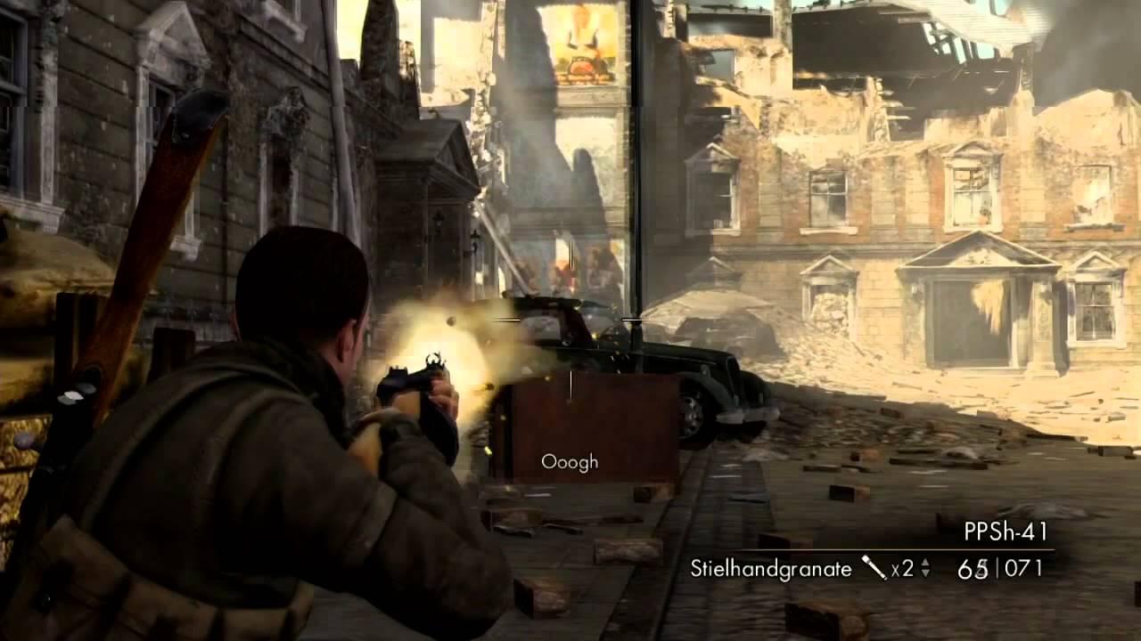 Brf sniper elite v2 download