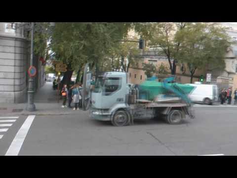Madrid streets 2/3