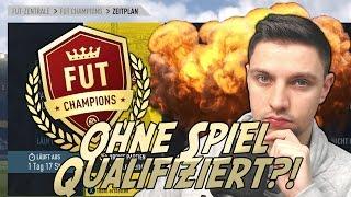 OHNE SPIEL FÜR DIE WEEKEND LEAGUE IN FIFA 17 FUT CHAMPIONS QUALIFIZIERT?!