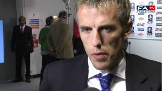Liverpool 2-1 Everton - Neville on a massive blow | FA Cup 15-04-12