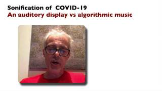 Talking about the sound of the Coronavirus (Covid-19) genome
