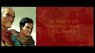 bande annonce de l'album Aigles de Rome, Livre II