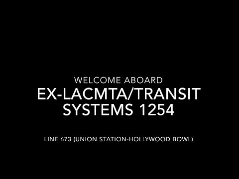 Transit Systems Unlimited 1999 New Flyer C40 #1254 | Coin Lloyd's Transit Hub