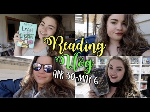 EXCITING BOOK MAIL | Reading Vlog: April 30-May 6