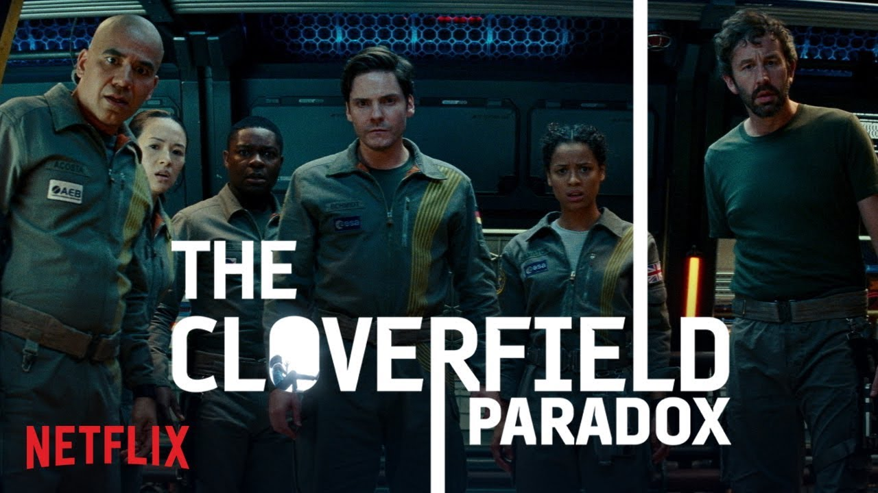 The Cloverfield Paradox | Bande-annonce VOSTFR | Netflix France - YouTube