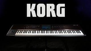Korg Kronos LS Music Workstation Gear4music