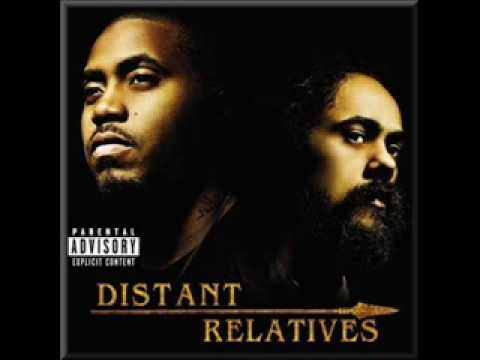 Nas & Damian marley - As We Enter (Distant Relatives)