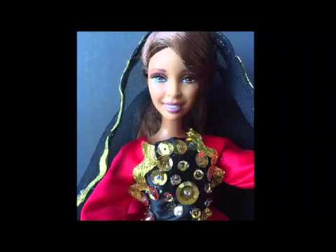 Afghan Barbie from Dunya Diverse Dolls