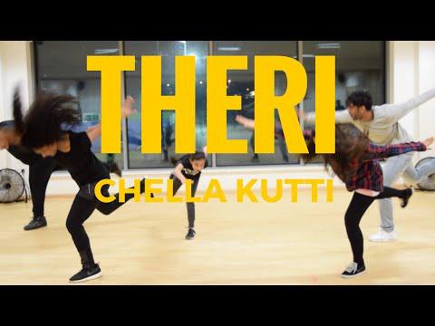 CHELLA KUTTISong | THERI DANCE Cover | VIJAY| G.Vh Kumar | @JeyaRaveendran Choreography