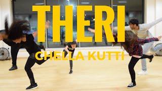 CHELLA KUTTI  Song | THERI DANCE Cover | VIJAY  | G.V.Prakash Kumar | @JeyaRaveendran Choreography