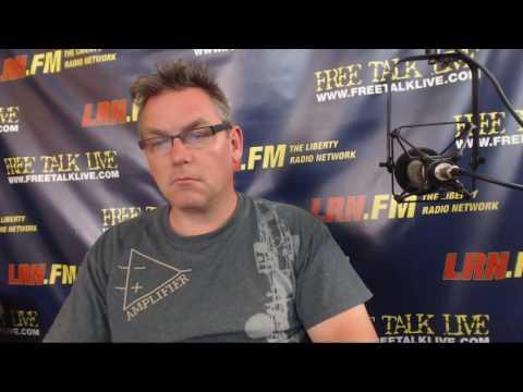 Free Talk Live 2016-06-19 (partial recording)