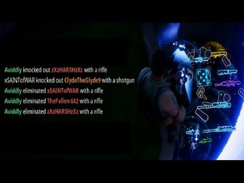 Fortnite Battle Royale - Highlights #1