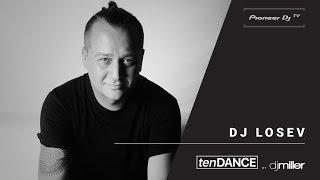 Скачать TenDANCE Show выпуск 18 W DJ LOSEV Pioneer DJ TV Moscow