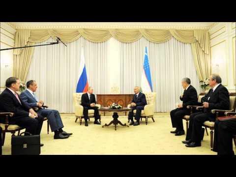 Vladimir Putin: Visit to Uzbekistan - June 4, 2012