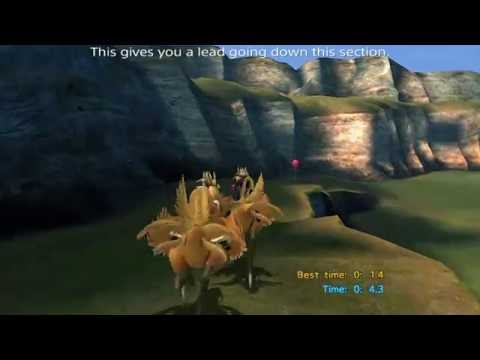 FFX HD Catcher Chocobo 0.0 Second Run (with Tips)