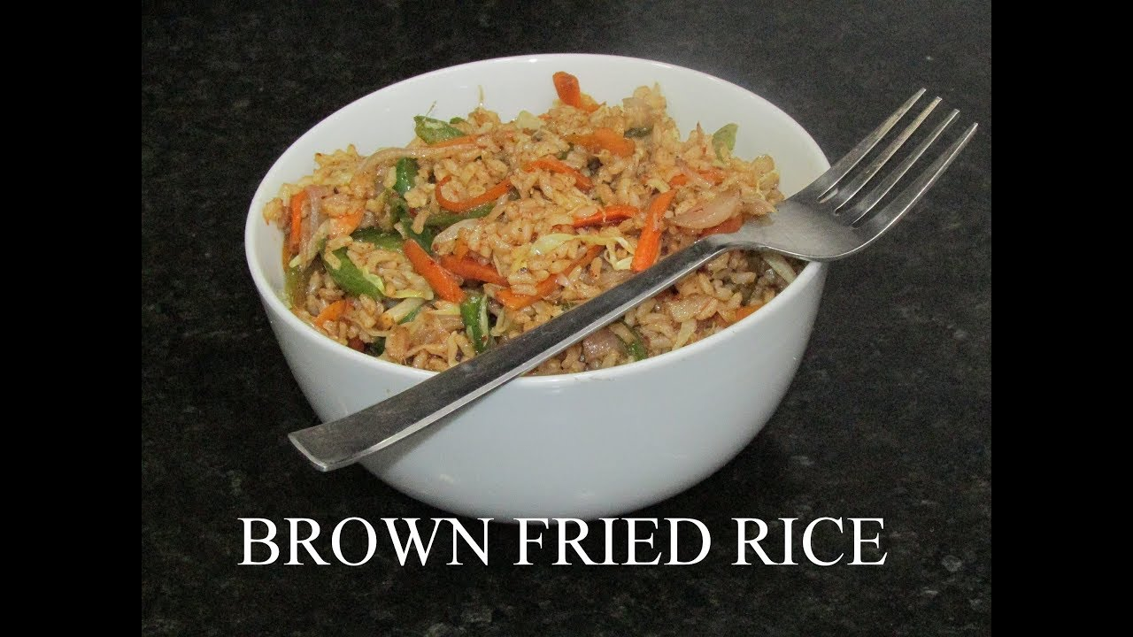 Chinese veg fried brown rice recipe diabetic friendly recipe chinese veg fried brown rice recipe diabetic friendly recipehealthy and tasty forumfinder Images