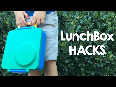 Lunch box hacks - back to school #1