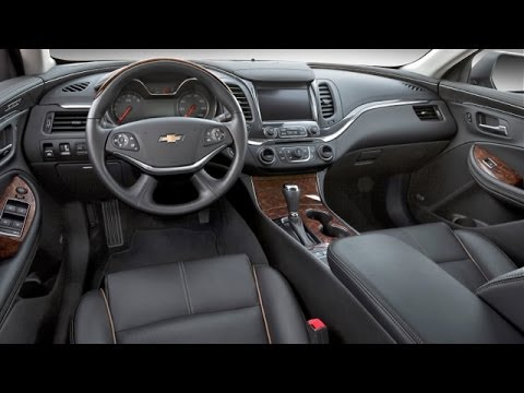 2014 Chevrolet Impala Interior Review - YouTube