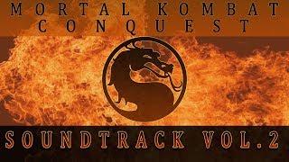 MORTAL KOMBAT. CONQUEST. Soundtrack - VOL. 2. RE - Recorded version.