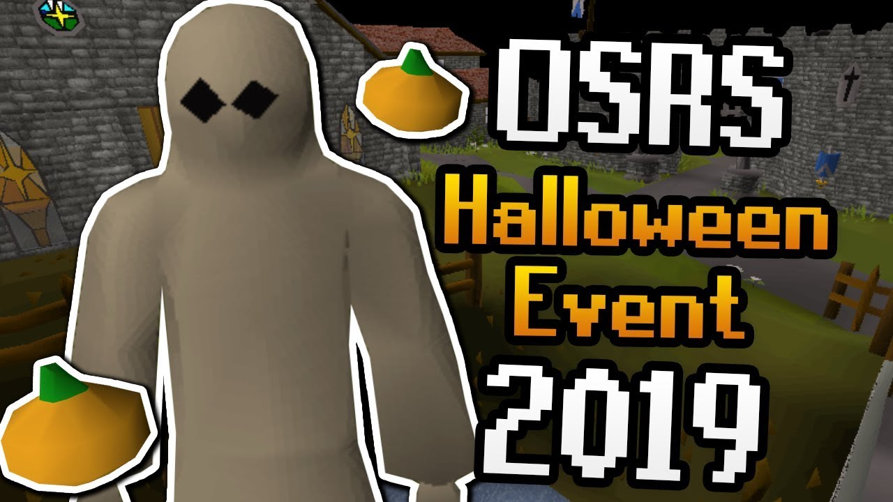 Osrs Halloween 2020 Quick Guide OSRS Halloween Event 2019 Guide (Quick Guide)   YouTube