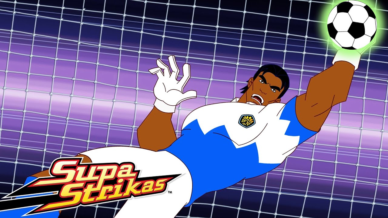Download S4 E8 El Matador Finds Himself | SupaStrikas Soccer kids cartoons | Super Cool Football Animation