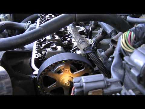 1992 Honda Accord Timing Belt/Water Pump Replacement Highlights