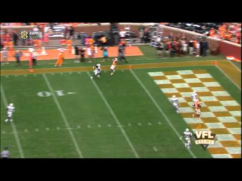 Tennessee Vs. Chattanooga Highlights (10/11/14)