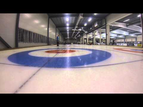 Curling stone gopro perspective 4 snarøya