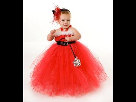 17e55b1cf  اجمل فساتين اطفال جميع الالوان جميلة جدا Beautiful baby dresses all colors  are very beautiful - YouTube
