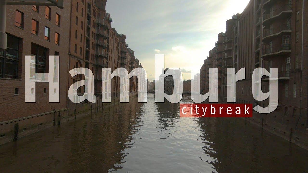 Hamburg - miasto spichlerzy, kanałów i ciekawej architektury