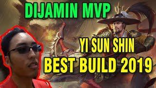 ITEM TERSAKIT YI SUN SHIN  2019 DIJAMIN JADI MVP