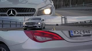 Mercedes Benz // Saari Visuals