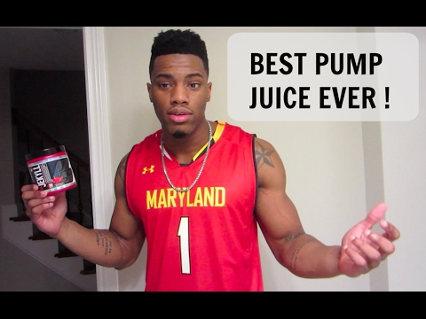 Dr Jekyll Pre workout review   How to get a better Pump in the Gym