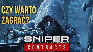 CZY WARTO zagrać w... Sniper Ghost Warrior Contracts?
