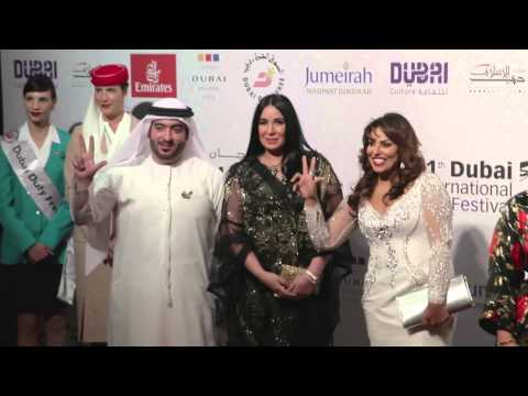 Dubai International Film Festival 2014!