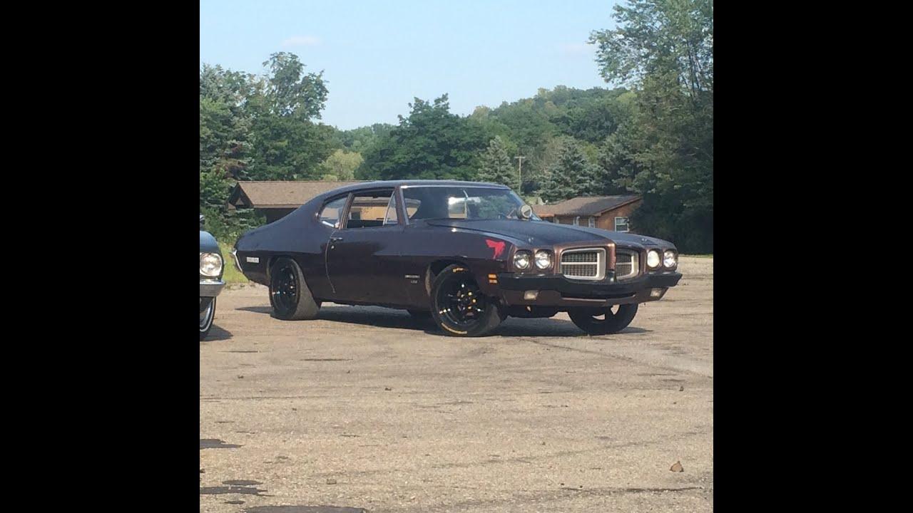Pontiac 400 big cam idle sound