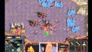 [2003.01.17] 2002 Panasonic배 온게임넷 스타리그 4강 A조 3경기 (개마고원) 홍진호(Zerg) vs 이윤열(Terran)